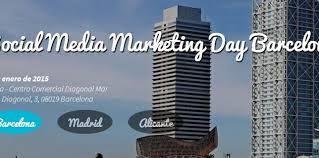 evento congreso social media day barcelona 2015 edición