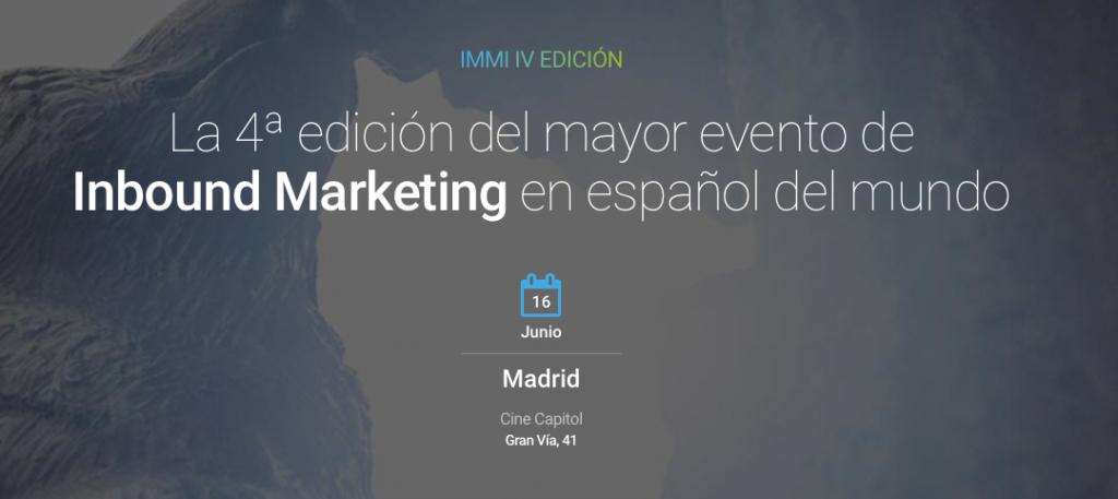congreso inbound marketing evento profesionales