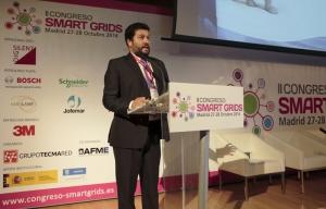 Congreso, Smart Grids, evento, profesionales