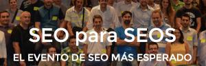 congreso seo, Alicante, para, SEOS, evento, celebración, Gosende, profesionales