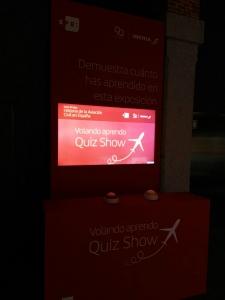 custom vote concurso exposición interactivo