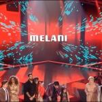 Ganadora la la final de voz kids Melani