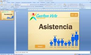 Sistema de votacion electronica