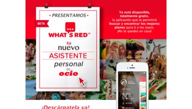 Whatsred, una app gratuita de la bendita Coca Cola