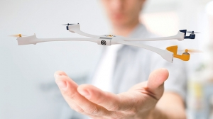 nixie dron volador