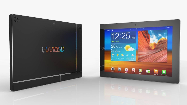ImasD tableta word mobile congress
