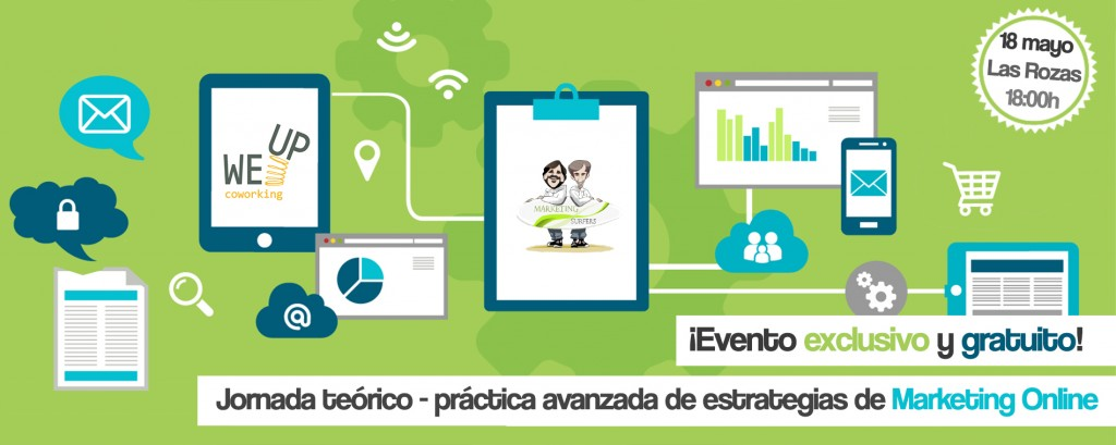 evento marketing online las rozas