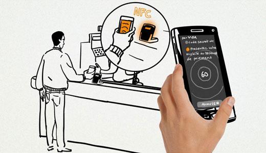 Orange Cash aplicación pago por móvil visa congreso evento