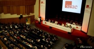 SGAE asamblea sistema votación electrónico votaciones