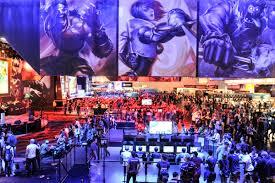 gamescom feria evento videojuegos