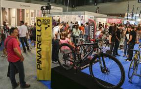 congreso unibike 2015 congreso feria ciclistas bicis triatlón sistema votación