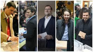 votaciones votos elecciones