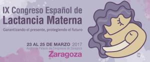 congreso, lactancia, evento, Zaragoza, profesionales