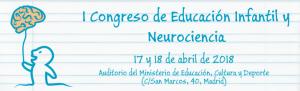 congreso, neurociencia, infantil, aprendizaje, Madrid, abril, ministerio, docentes, maestros, educación, emoción