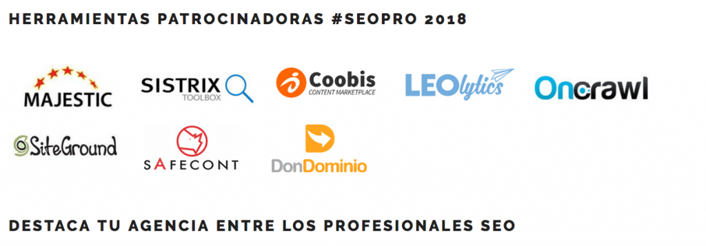 congreso seo, profesional, madrid, 30 junio, evento