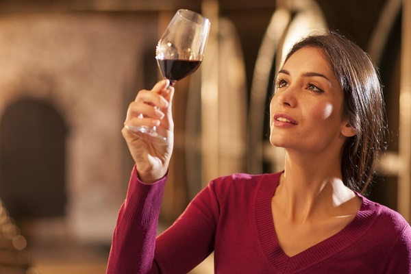 Votación interactiva en cata de vino